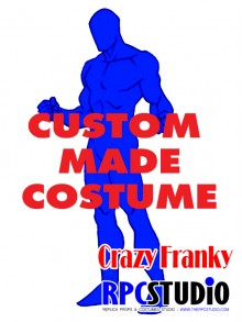 CRAZY FRANKY CUSTOM MADE COSTUME SERVICE