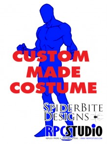 SPIDERBITE DESIGNS CUSTOM MADE COSTUME SERVICE