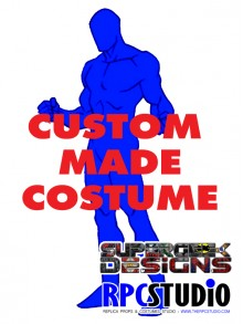 SUPERGEEK DESIGNS CUSTOM MADE COSTUME SERVICE