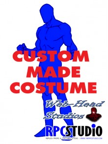 WEB-HEAD STUDIOS CUSTOM MADE COSTUME SERVICE