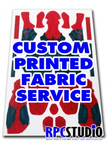 CUSTOM PRINTED FABRIC SERVICE